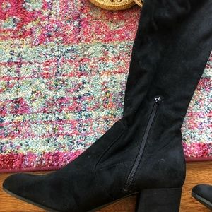 Black Keilly Over The Knee Boots | Poshmark